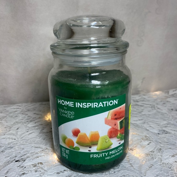 Yankee Candle Home Inspiration Fruity Melon Candle